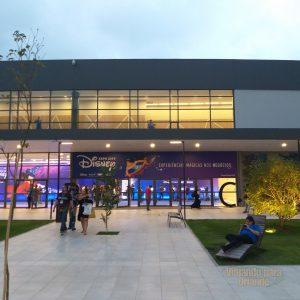 O VPO compareceu na Expo Disney 2019