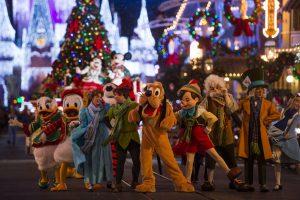Saiba as datas do evento Mickey's Very Merry Christmas Party de 2019