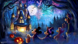 Disney's Not-So-Spooky Spectacular