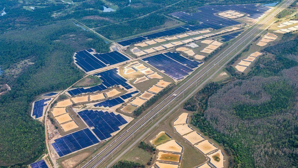 Nova usina solar está alimentando o complexo Walt Disney World Resort