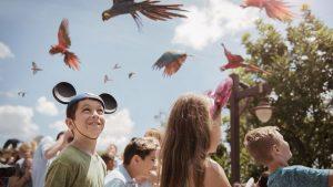 Party for the Planet começa no dia 20 de abril no Animal Kingdom