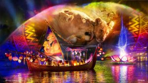 Rivers of Light: We Are One é a nova versão do show noturno do Animal Kingdom