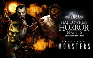 Universal Monsters no Halloween Horror Nights