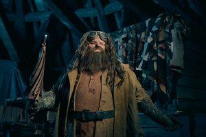 Hagrid será a figura animada mais realista do Universal Orlando Resort