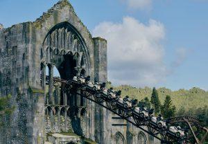 A Universal divulgou mais informações sobre Hagrid's Magical Creatures Motorbike Adventure