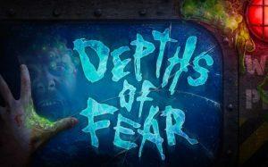Depths of Fear é a nova casa com conteúdo original do Halloween Horror Nights 2019