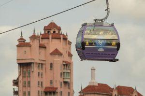Disney Skyliner será inaugurado oficialmente no dia 29 de setembro