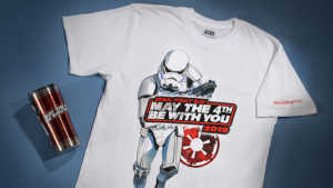 Disney anuncia produtos exclusivos para celebrar o Star Wars Day
