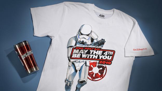 Disney anuncia produtos exclusivos para celebrar o Star Wars Day