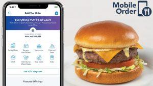 O Mobile Order está chegando aos hotéis do complexo Walt Disney World Resort