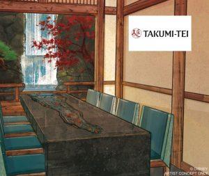 O restaurante Takumi-Tei será inaugurado no Epcot neste verão americano