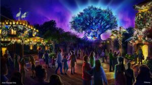 Conheça as festividades de fim de ano do Disney's Animal Kingdom