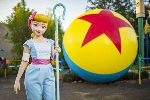 Bo Peep irá receber os visitantes em Toy Story Land no Disney's Hollywood Studios
