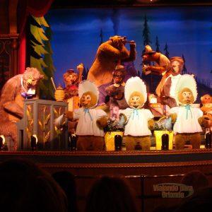 Rumor: A Disney irá substituir a atração Country Bear Jamboree