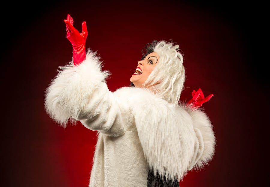 Cruella's Halloween Hide-a-Way at Tony's Town Square Restaurant