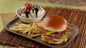 Restaurantosaurus Burgers and Sundaes no Disney's Animal Kingdom