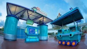Disney Phineas and Ferb: Agent P's World Showcase Adventure