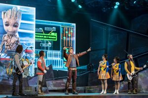 'Guardians of the Galaxy – Awesome Mix Live!' de volta no Epcot!