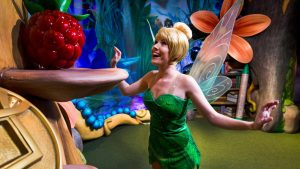 Meet Tinker Bell at Town Square Theater