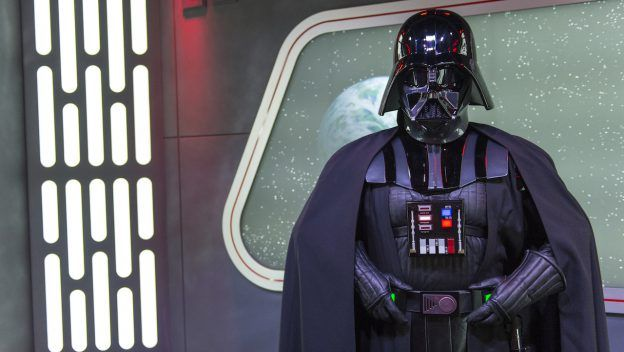 Darth Vader substituirá Kylo Ren em Star Wars Launch Bay