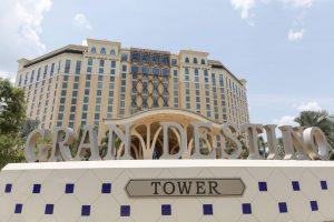 Nova Torre Gran Destino marca transformação do Disney's Coronado Springs Resort