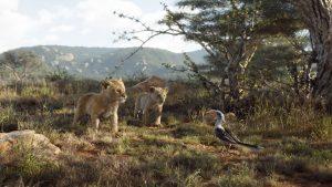 """Celebrações em homenagem ao novo filme """"The Lion King"""""""