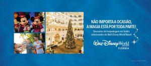 Walt Disney World oferece até 20% de desconto em resorts e Plano de Refeições Grátis