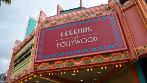 A loja Legends of Hollywood será reaberta no Disney's Hollywood Studios