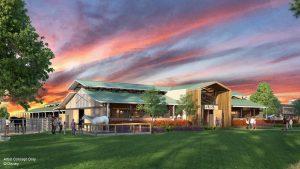Os cavalos do Disney's Fort Wilderness Resort & Campground terão um novo e belo celeiro