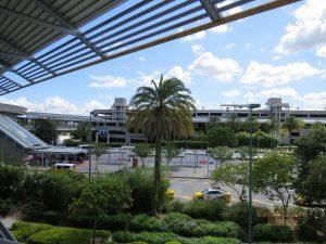 A Universal anunciou mudanças no local de embarque e desembarque de passageiros
