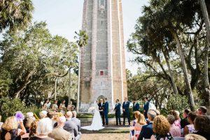 Bok Tower Gardens oferece pacotes especiais para cerimônias de casamento