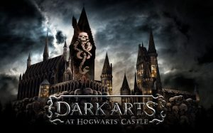Dark Arts at Hogwarts Castle