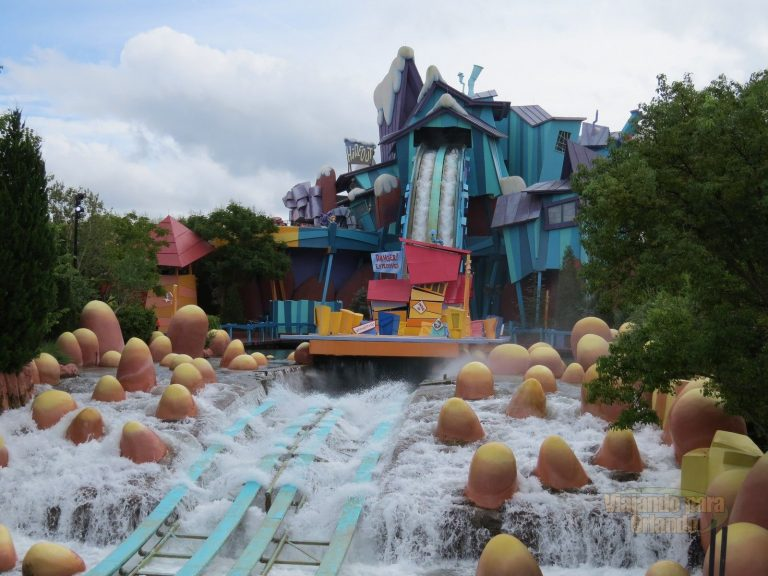 Dudley Do-Right's Ripsaw Falls