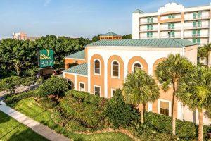 Quality Suites Orlando I-Drive Convention Center