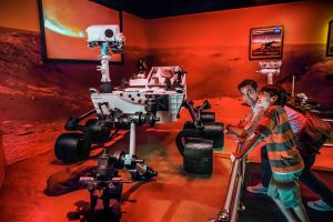 Journey to Mars Explorers Wanted