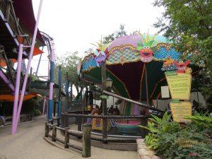 Elmo's Safari Go-Round