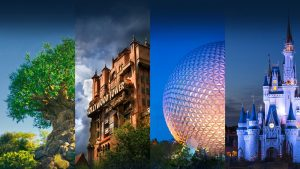 4-Park Magic Ticket retorna ao Walt Disney World Resort