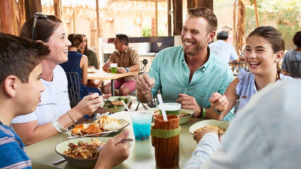 Plano de Refeições Grátis (Free Dining Plan) 2020