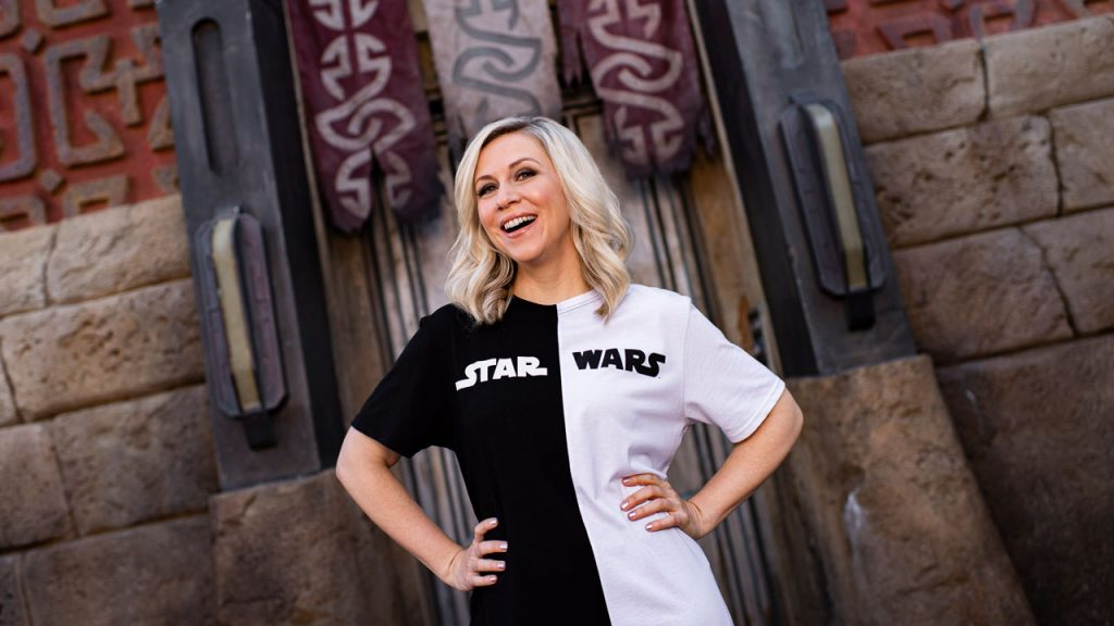Ashley Eckstein Star Wars Merch