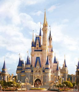 Cinderella Castle está prestes a ficar ainda mais mágico!