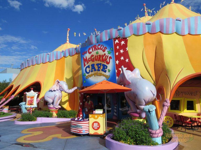 Circus McGurkus Cafe Stoo-pendous