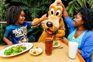 Conheça o novo Disney Dining Plan Plus
