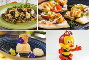 Guia gastronômico do Epcot International Flower & Garden Festival 2020