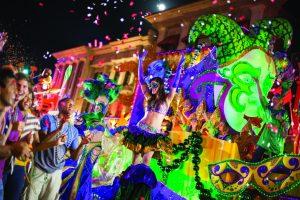 Luis Fonsi, Diana Ross e Marshmello irão se apresentar no Mardi Gras da Universal