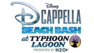 Saiba mais sobre o Disney DCappella Beach Bash no Disney's Typhoon Lagoon