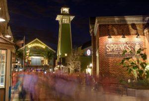 Disney Springs fechará até o final do mês devido à pandemia de coronavírus
