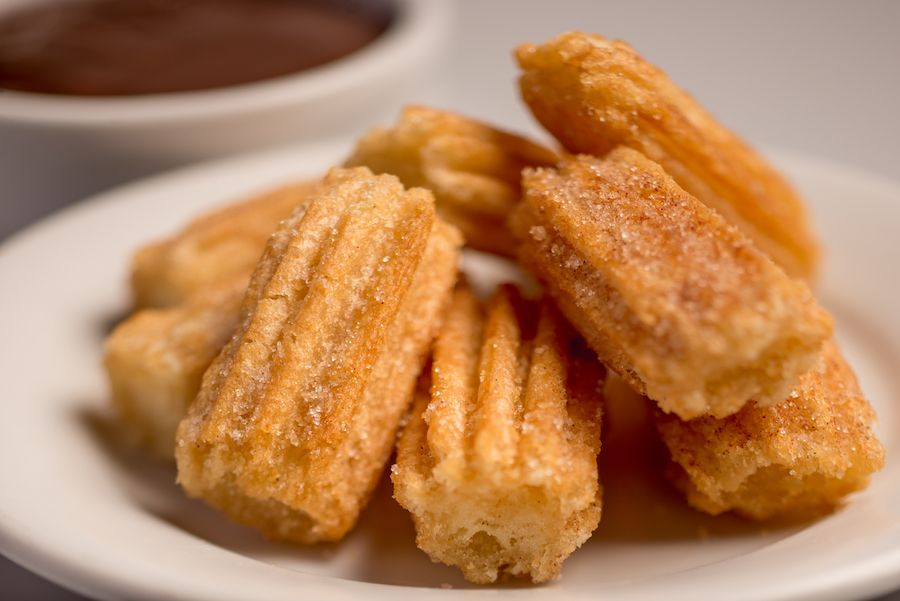 Receita de churros da Disney #DisneyMagicMoments