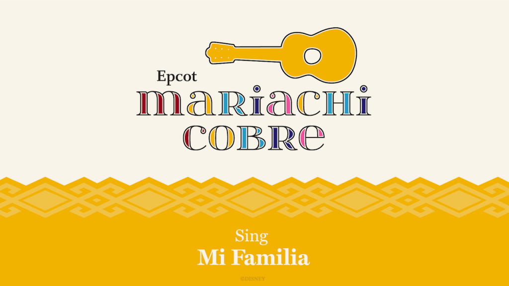 Mariachi Cobre Sing Hit Song from Disney and Pixars Coco graphic