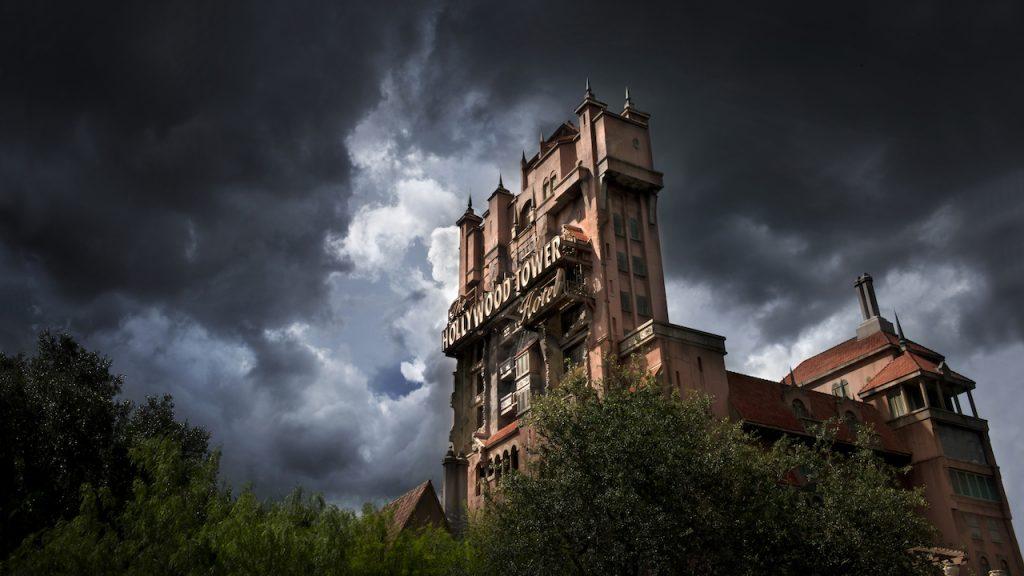 The Twilight Zone Tower of Terror at Disneys Hollywood Studios