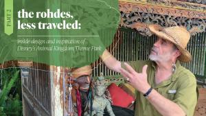 Novo episódio que enfoca envelhecimento e pátina em The Rohdes, Less Traveled